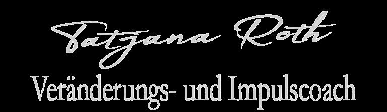 Tatjana Roth - Coaching